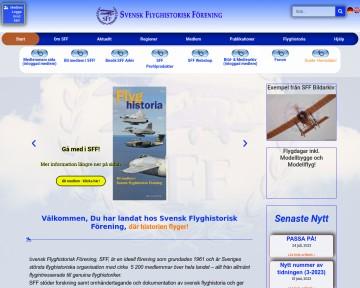 Svensk Flyghistorisk Förening