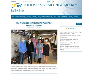 Inter Press Service - IPS