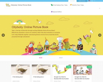 Ollybolly - Online Picture Books