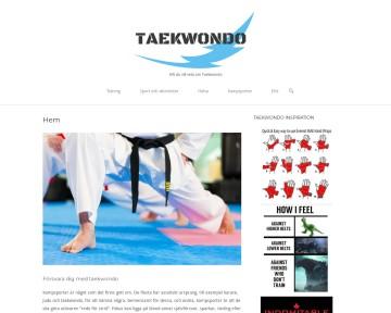Svenska Taekwondoförbundet