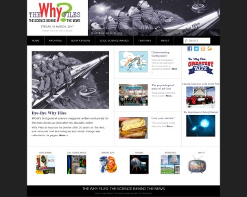 The Why Files