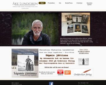 Åke Lundgren, författare
