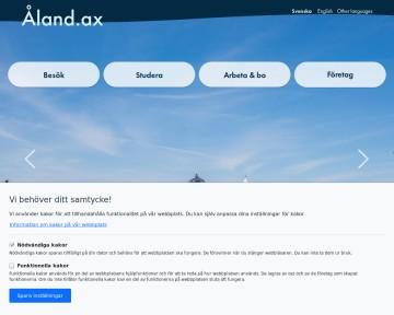 Det offentliga Åland