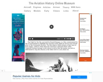 Aviation History Online Museum
