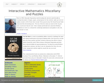 Interactive Mathematics