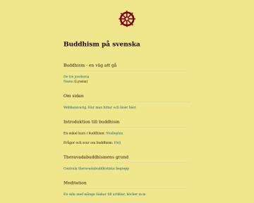 Buddha dhamma sanga