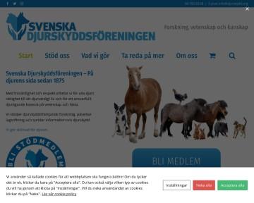 Svenska Djurskyddsföreningen