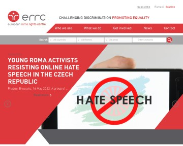 European Roma Rights Center