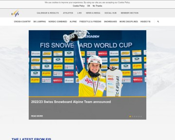 International Ski Federation  (FIS)
