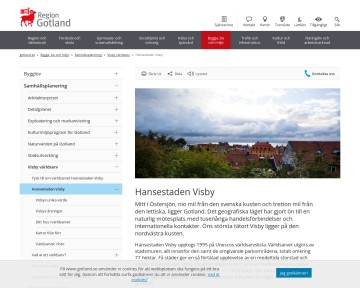 Hansestaden Visby