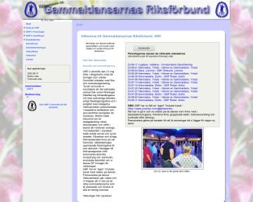 Gammaldansarnas Riksförbund