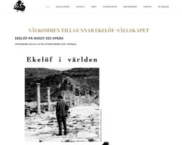 Gunnar Ekelöf-sällskapet