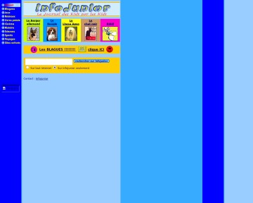 Info Junior - Le journal des kids par les kids