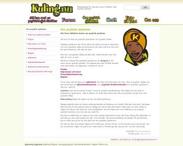 Kuling.nu - Lättläst text