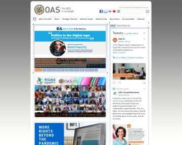 Organization of American States - OAS