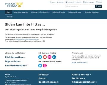 Statens budget