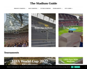 The Stadium Guide