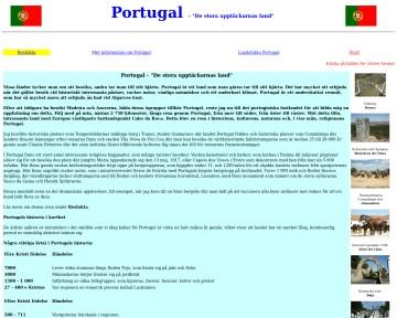 Portugal - De stora upptäckarnas land