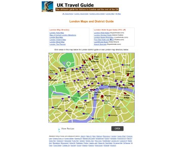 Active London Map