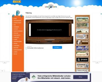 Täljning - Unga Fakta TV