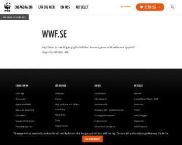 Läromedel om klimat - WWF