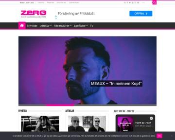 Zero Music Magazine
