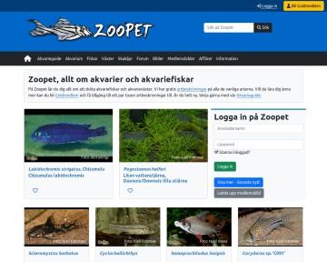 Zoopet - Allt om akvarium och akvariefiskar