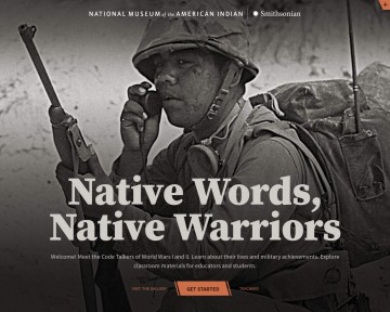 Native Words, Native Warriors