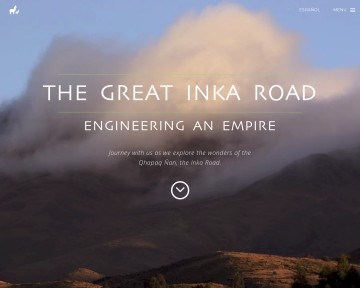 The Great Inka Road
