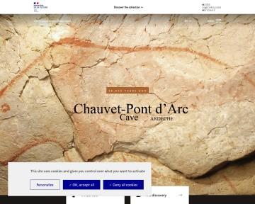 Chauvet-Pont d'Arc Cave