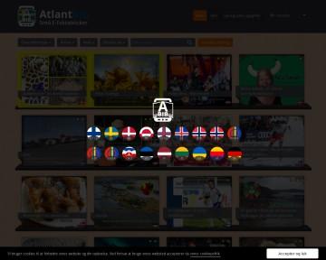 Atlantbib - Små nordiska faktaböcker