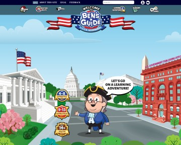 Ben's Guide to U.S Government for Kids