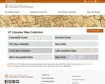 Perry-Castañeda Library Map Collection