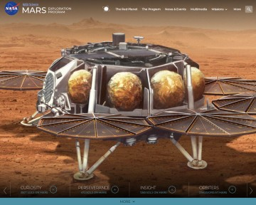 Mars Exploration Program