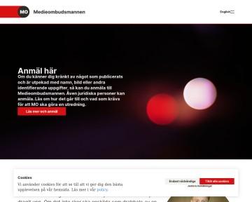 Allmänhetens Medieombudsman och Mediernas Etiknämnd