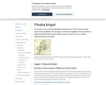 Finska kriget, Regeringsformen 1809 och Ålandsfrågan