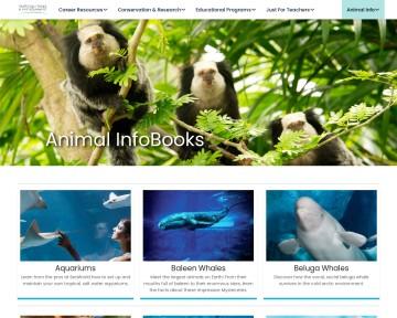Animal Infobooks