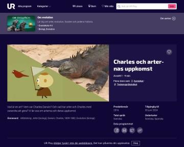 Om evolution - UR Play
