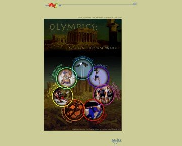 The Olympics - Science of the Sporting Life