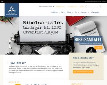 Sjundedagsadventisterna i Sverige