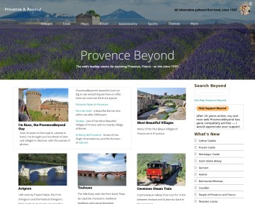 Provence & Beyond the French Riviera