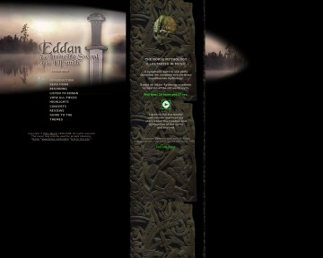 Eddan - The invincible sword of the Elf-smith