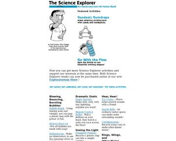 The Science Explorer