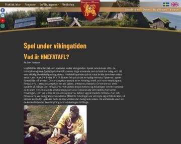 Hnefatafel - Spel under vikingatiden