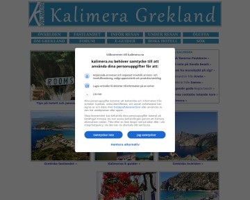 Kalimera - ditt fönster mot Grekland