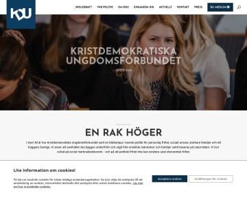 Kristdemokratiska Ungdomsförbundet - KdU