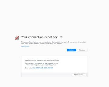 Kommerskollegium - historia