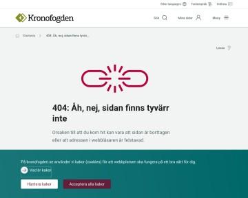 Kronofogdens skolmaterial i privatekonomi