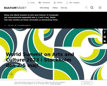 Statens kulturråd