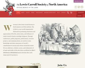 Lewis Carroll Home Page